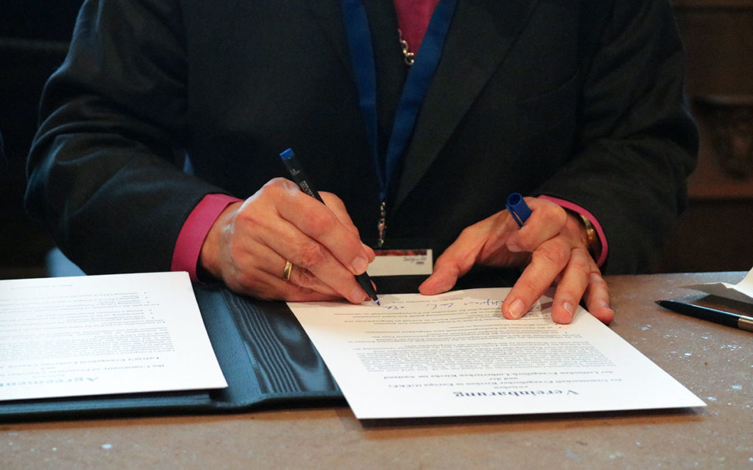General Assembly of the Community of Protestant Churches in Europe begins in Basle – 108th church to sign the Leuenberg Agreement becomes the newest member